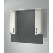 Шкаф зеркальный Классик 105 с подсветкой