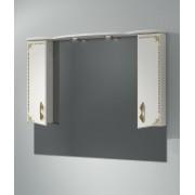 Шкаф зеркальный Классик 120 с подсветкой