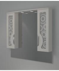 Шкаф зеркальный Каприз Зеркальный 105