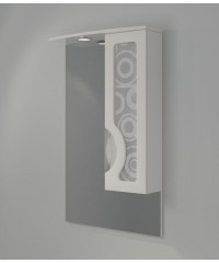 Шкаф зеркальный Каприз Зеркальный 65